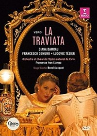 film TRAVIJATA - OPERA DE PARIS (La Traviata )