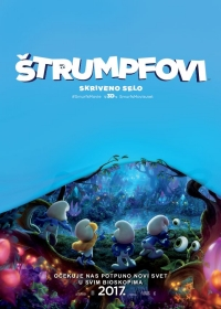 film ŠTRUMPFOVI: SKRIVENO SELO 3D (sinh.) (Smurfs: The Lost Village)