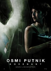 film OSMI PUTNIK: KOVENANT (Alien: Covenant )