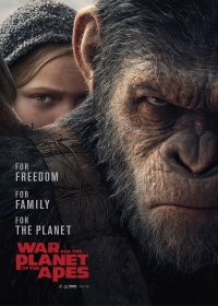 film PLANETA MAJMUNA :RAT 3D (War For The Planet Of The Apes)