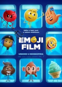 film EMOJI FILM 2D (titl.) (The Emoji Movie)
