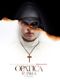 film OPATICA IZ PAKLA  (The Nun)