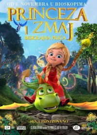 film PRINCEZA I ZMAJ: BESKRAJNA PRIČA  3D  (The Princess and the Dragon  )
