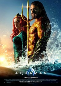 film AKVAMEN   3D  (Aquaman)